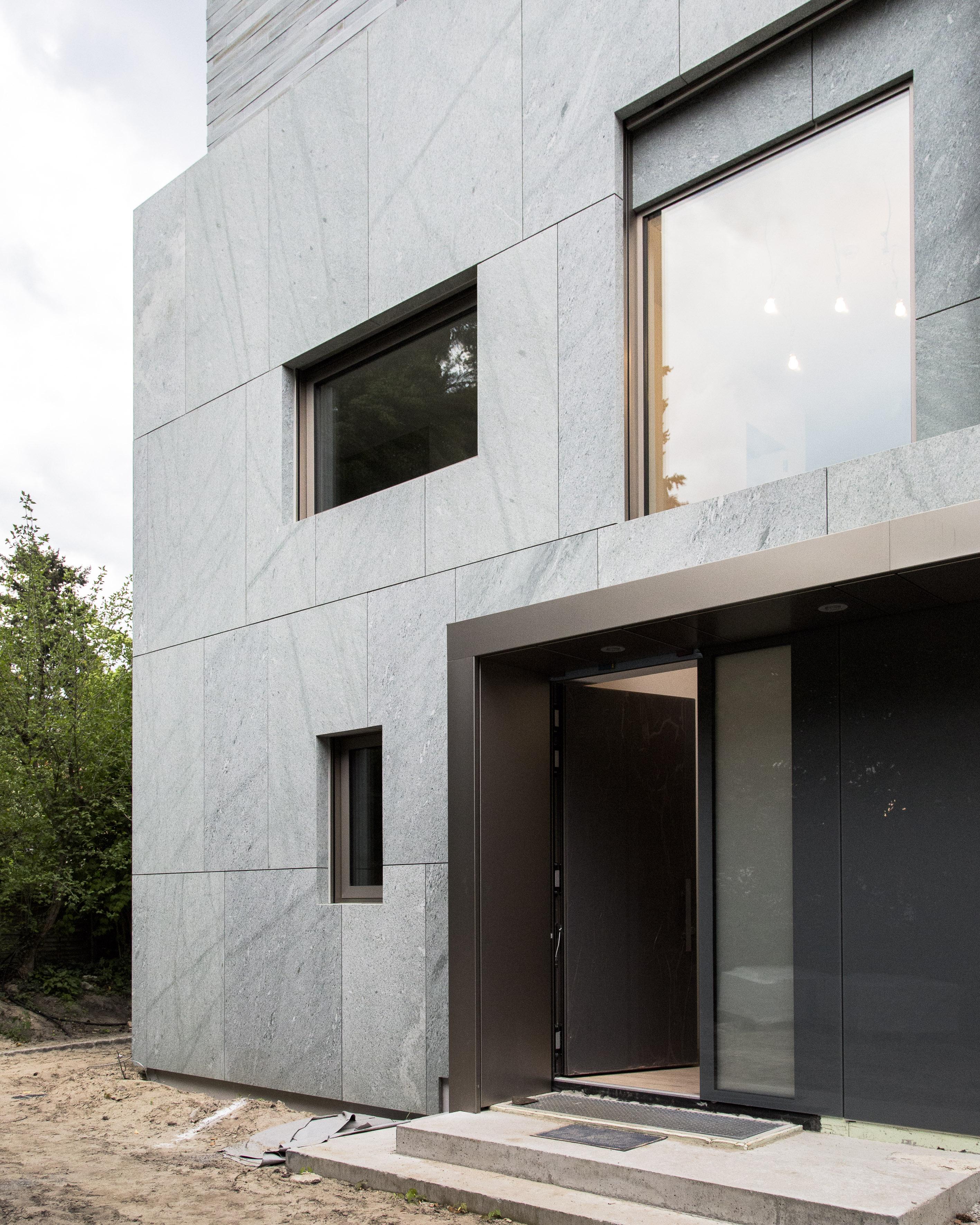 Ein Haus im Grunewald