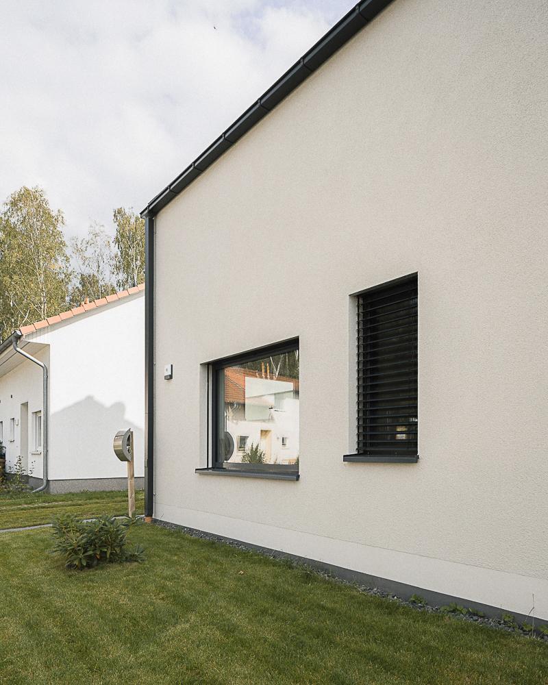 Ein Haus in Brandenburg
