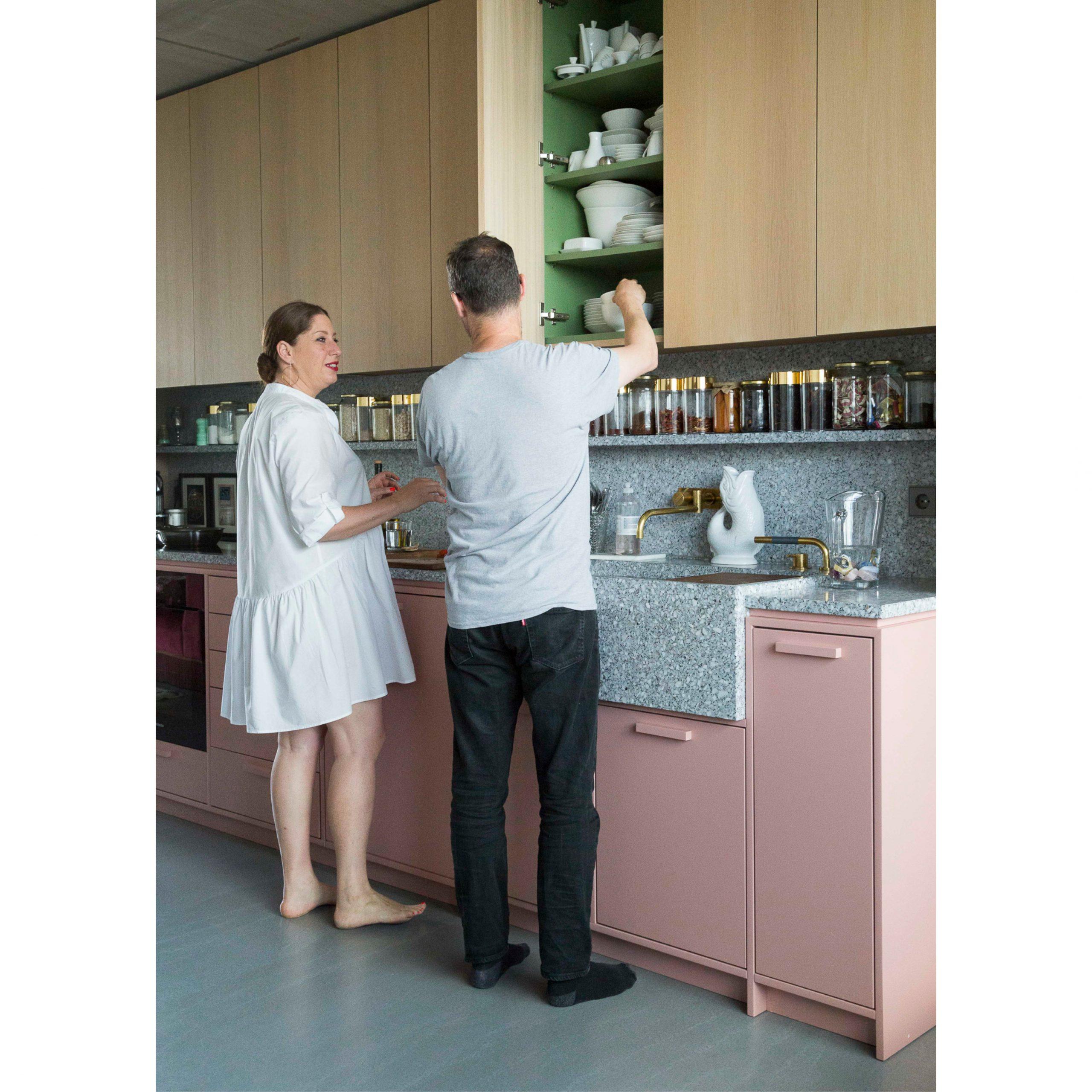 Ester Bruzkus Interior Kitchen ©Caroline Prange_2